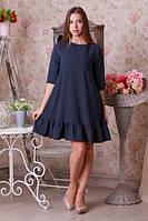Красивенное платье с мелкими складочками, фото 1
