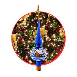 Верхушки на новогоднюю елку в асортименте