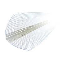 Профиль угловой с сеткой D/03 СТ340 (50шт/в пач)