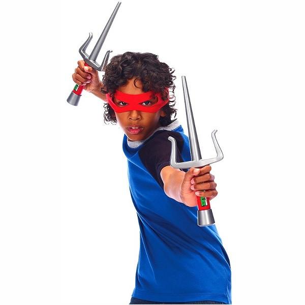 Наборы оружия супергероев