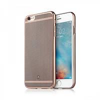 Чехол Baseus Glogy для Iphone 6/6S Plus розовый, фото 1