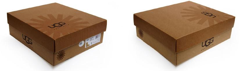 Коробка Уггі UGG