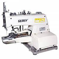 Промышленная пуговичная  машина Gemsy GEM 1377D