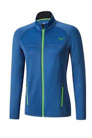 Лонгслив Mizuno Breath Thermo Fleece Jacket J2GE5502-25