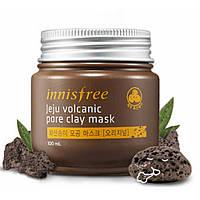 INNISFREE JEJU VOLCANIC PORE CLAY MASK Глиняная маска для лица
