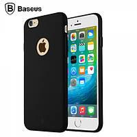 Чехол Baseus Mousse для Iphone 6/6S Plus черный, фото 1