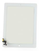 "Тачскрин 9.7"" (сенсорное стекло) Apple iPad 2 для планшета, белый"
