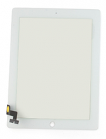 "Тачскрин 9.7"" (сенсорное стекло) Apple iPad 3 для планшета, белый"
