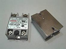 Твердотільні Реле SSR-40DA 40А
