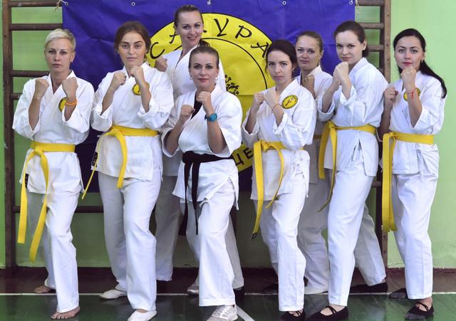 """Представляем Вам еще один проект, успешно реализуемый Днепропетровской федерацией спортивных единоборств """"Сакура"""""""