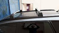 Lexus GX460 Поперечный багажник поверх интегрированых рейлингов под ключ (2 шт)