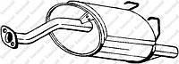 Глушитель задний POLMOSTROW 0951, 0905, P0905AL; ASMET 13007; 18307SR3A21 на Honda Civic