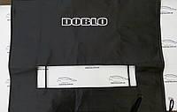 Утеплитель радиатора Фиат Добло / Fiat Doblo 2005-