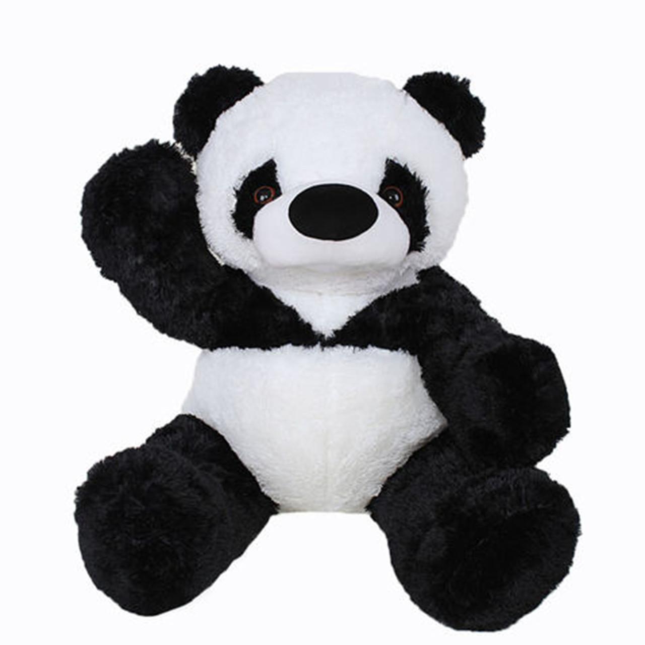 Мягкая игрушка Панда 50 см №1, П7-10 (большие мягкие игрушки) - Fotomagnat.net — Выгодные покупки начинаются здесь в Днепре