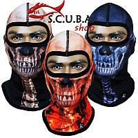 Балаклава-череп, маска подшлемник Radical Subskull (Польша)