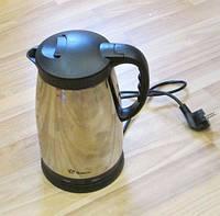 Чайник электрический DOMOTEC DT 810, дисковый , товары для кухни,