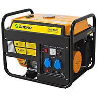 Бензиновый генератор Sadko GPS-3000E с электростартером