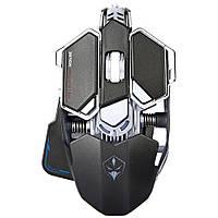 Оригинальная игровая геймерская металлическая мышь Luom G10 черная