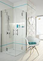 Душевая кабина квадратная Deante ABELIA, стекло прозрачное, 90 см, фото 1