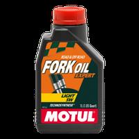 Гидравлическое масло Motul Fork Oil Expert Light 5W 1л