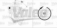 Стартер (1,0 квт, 12 в)  HC PARTS CS581; LAUBER 220581; WAI 30737N; VALEO 455955, 436062 на Peugeot Partner