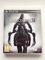 Видео игра Darksiders 2 (PS3) рус.