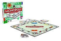 Настольная Монополия Joy Toy 6123, фишки-домики, 3 кубика, деньги, 27*27*5см