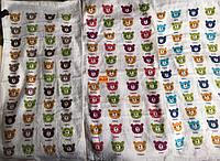 """Махровое кухонное полотенце 70х35 """"Мишки"""""""