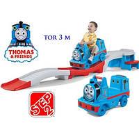 Горка с машинкой Томас Step 2 7366