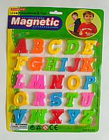 Английский алфавит на магнитах!