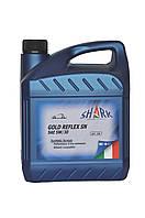 "Масло моторное синтетическое Shark Italian Lubricants ""Gold Reflex SN 5W-30"", 4л"