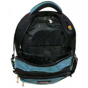 Power in Eavas 45L (8705) черный с голубым, фото 2