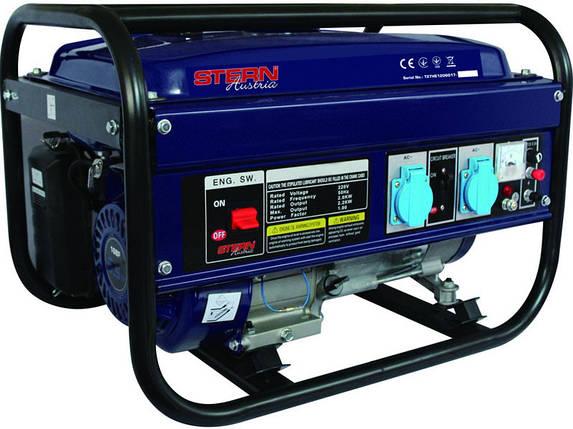 Бензиновый генератор Stern GY-2700A, фото 2