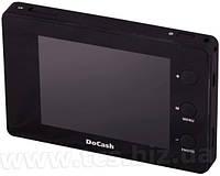 DoCash Micro IR/UV Портативный видео-детектор валют