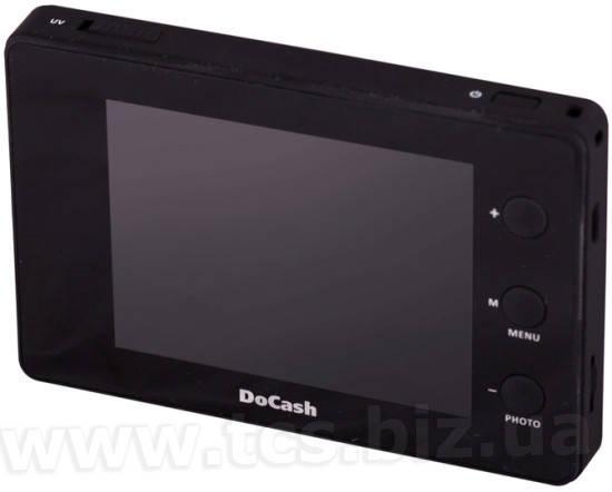 DoCash Micro IR/UV Портативный видео-детектор валют, фото 2