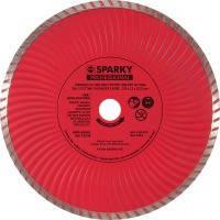 Акс.инстр Sparky Алмазный диск Turbo 230х3.2x22.23мм.