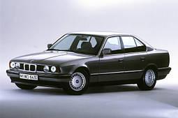 Чехлы салона BMW E-34 1988-96 г.