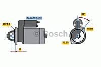 Стартер (1,4 квт, 12 в)  HC PARTS CS328, CS1110; BOSCH 0001108019, 0986013070, 0986014610 на Ford Capri