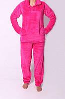 Яркий женский костюм для сна из махры 4552/2