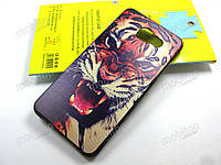 Полимерный TPU чехол My Colors Samsung A510F Galaxy A5 2016 (Tiger)