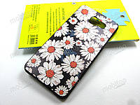 Полимерный TPU чехол My Colors Samsung A510F Galaxy A5 2016 (Flowers)