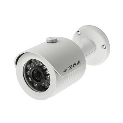 Комплект видеонаблюдения Tecsar 8OUT LUX, фото 2
