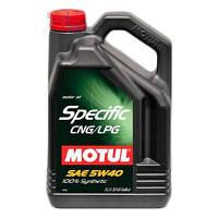 Моторное масло Motul Specific CNG/LPG 5W-40 1л