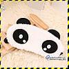 "Маска для сна Silenta ""Панда, cute""."
