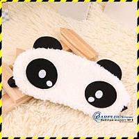 """Маска для сна """"Панда, cute""""."""