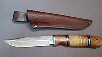 Нож охотничий Хамелеон качественный нескладной