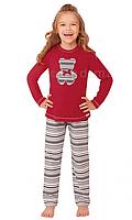 Дитяча піжама для дівчинки Wadima 404127