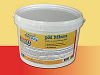 Средство снижения уровня pH Crystal Pool pH Minus 1 кг Харьков