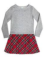 Платье ТМ Смил Шотладские мотивы, размер 98 см