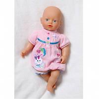 Набор для куклы платьице и юбочка с шортами Zapf Creation 818084 Roz